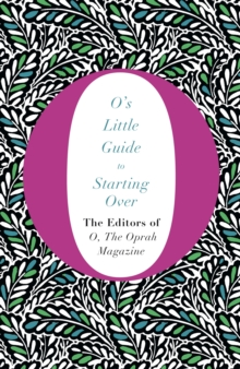 O's Little Guide to Starting Over, Hardback Book