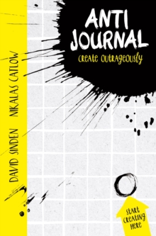 Anti Journal, Paperback Book
