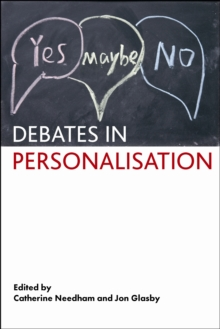 Debates in personalisation, Paperback / softback Book