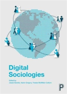 Digital sociologies, Paperback / softback Book