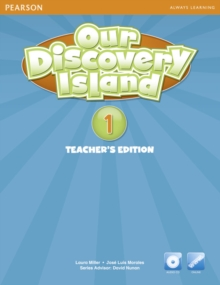 Our Discovery Island American Edition Teachers Book with Audio CD 1 Pack, Mixed media product Book