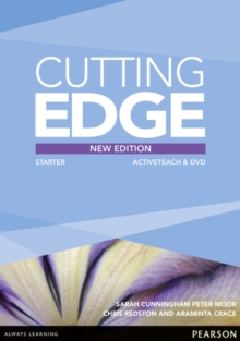 Cutting Edge Starter New Edition Active Teach, CD-ROM Book