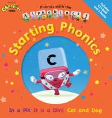Phonics with the Alphablocks: Starting Phonics, Mixed media product Book