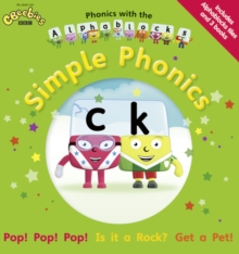 Phonics with the  Alphablocks: Simple Phonics, Mixed media product Book