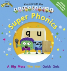 Phonics with the Alphablocks: Super Phonics, Mixed media product Book