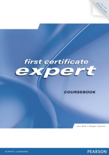 FCE Expert Students' Book with Access Code and CD-ROM Pack, Mixed media product Book