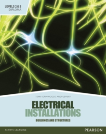 Level 2 and 3 Diploma in Electrical Installations ( Buildings and Structures) Candidate handbook, Paperback Book