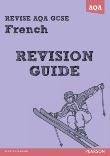 REVISE AQA: GCSE French Revision Guide, Paperback Book