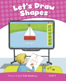 Level 2: Let's Draw Shapes CLIL AmE, Paperback / softback Book