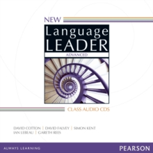 New Language Leader Advanced Class CD (3 CDs), Audio Book