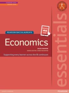 Pearson Baccalaureate Essentials: Economics print and ebook bundle, Mixed media product Book