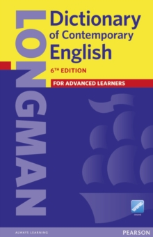 Longman Dictionary of Contemporary English 6 Cased and Online, Mixed media product Book