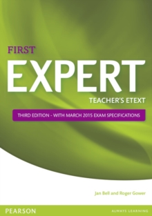 Expert First 3rd Edition eText Teacher's CD-ROM, CD-ROM Book