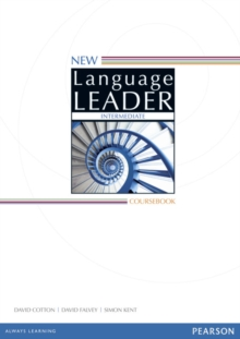 New Language Leader : New Language Leader Intermediate Coursebook Intermediate Coursebook, Mixed media product Book