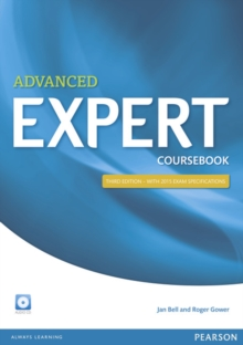 Expert Advanced 3rd Edition Coursebook with CD Pack, Mixed media product Book