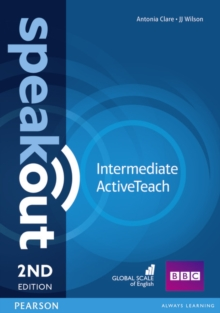 Speakout Intermediate 2nd Edition Active Teach, CD-ROM Book