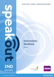 Speakout Intermediate 2nd Edition Workbook with Key, Paperback / softback Book