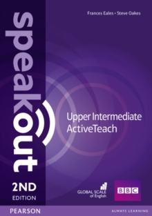Speakout Upper Intermediate 2nd Edition Active Teach, CD-ROM Book