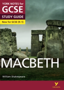 Macbeth: York Notes for GCSE (9-1), Paperback Book