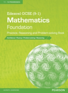 Edexcel GCSE (9-1) Mathematics: Foundation Practice, Reasoning and Problem-Solving Book, Paperback Book