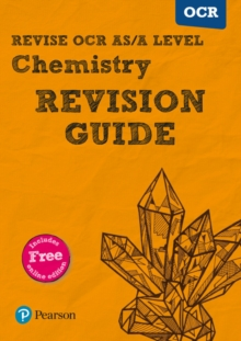 REVISE OCR AS/A Level Chemistry Revision Guide : with FREE online edition, Mixed media product Book