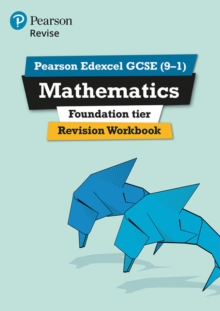REVISE Edexcel GCSE (9-1) Mathematics Foundation Revision Workbook : for the (9-1) qualifications, Paperback / softback Book