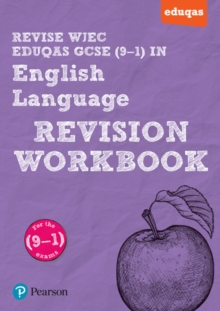 Revise WJEC Eduqas GCSE in English Language Revision Workbook : For the 2015 Qualifications, Paperback Book
