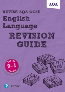 Revise AQA GCSE English Language Revision Guide : (with free online edition), Mixed media product Book