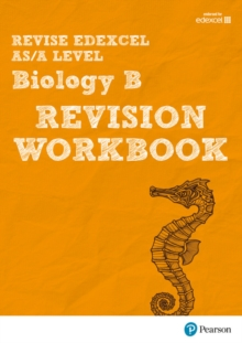 Revise Edexcel AS/A Level Biology B Revision Workbook, Paperback Book