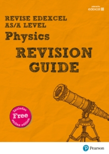 Revise Edexcel AS/A Level Physics Revision Guide : (with free online edition), Mixed media product Book
