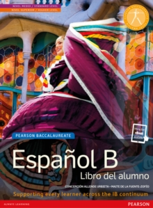 Pearson Baccalaureate: Espanol B new bundle (not pack), Mixed media product Book