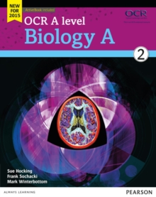OCR A level Biology A Student Book 2 + ActiveBook, Mixed media product Book