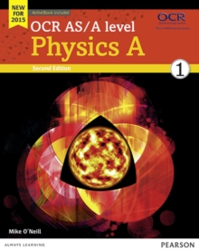 OCR AS/A level Physics A Student Book 1 + ActiveBook, Mixed media product Book