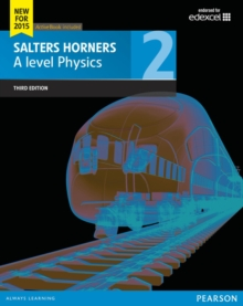 Salters Horner A Level Physics Student Book 2 + ActiveBook, Mixed media product Book
