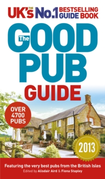 The Good Pub Guide 2013, EPUB eBook