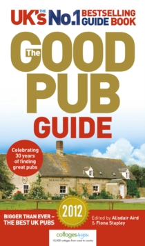 The Good Pub Guide 2012, EPUB eBook