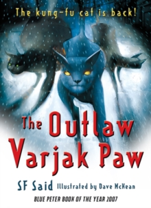 The Outlaw Varjak Paw, EPUB eBook
