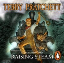 Raising Steam : (Discworld novel 40), eAudiobook MP3 eaudioBook