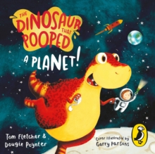 The Dinosaur That Pooped A Planet!, eAudiobook MP3 eaudioBook