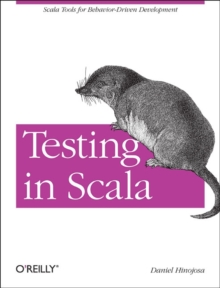 Testing in Scala, Paperback Book