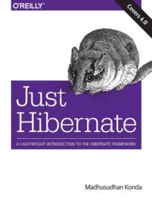Just Hibernate, Paperback Book