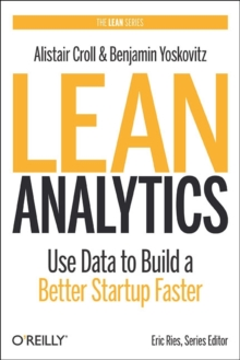 Lean Analytics, Paperback Book