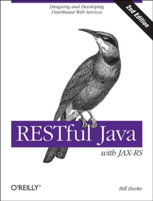 RESTful Java with JAX-RS 2.0, Paperback Book