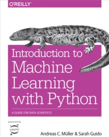Introduction to Machine Learning with Python : A Guide for Data Scientists, PDF eBook