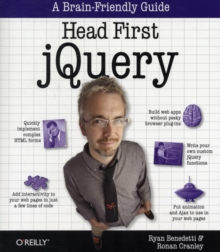 Head First jQuery, Paperback Book