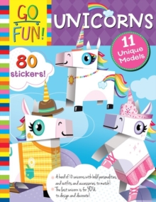 Go Fun! Unicorns, Paperback / softback Book
