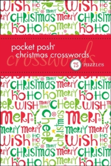 Pocket Posh Christmas Crosswords 4 : 75 Puzzles, Paperback / softback Book