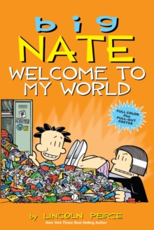Big Nate: Welcome to My World, Paperback Book