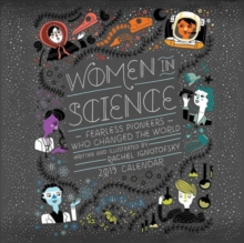 Women in Science 2019 Wall Calendar, Calendar Book