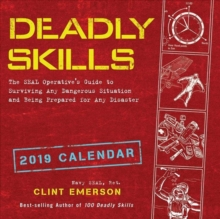 Deadly Skills 2019 Square Wall Calendar, Calendar Book